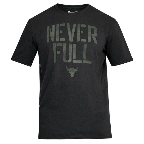 Camiseta-Under-Armour-X-Project-Rock-Never-Full-Masculina-Preto