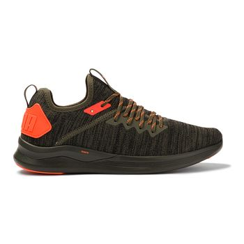 Tenis-Puma-Ignite-Flash-Evoknit-Unrest-Masculino-Verde