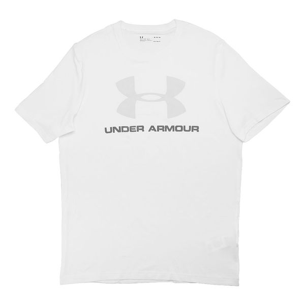 Camiseta-Under-Armour-Sportstyle-Masculina-Branco