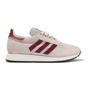 Tenis-adidas-Forest-Grove-Masculino-Cinza