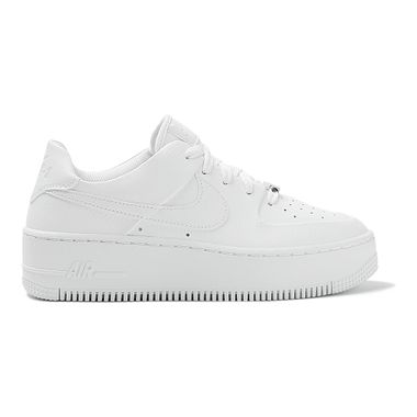 Tenis-Nike-Air-Force-1-Sage-XX-Feminin--Branco
