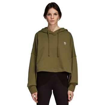 Blusa-adidas-Styling-Complements-Feminina-Verde