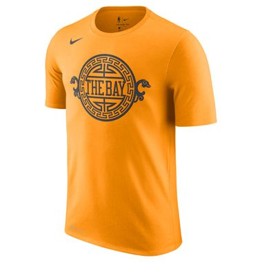 Camiseta-Nike-NBA-Golden-State-Warriors-Dry-M-Amarelo