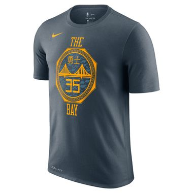 Camiseta-Nike-NBA-Golden-State-Warriors-Dry-Masculina-Azul