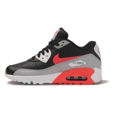 Tenis-Nike-Air-Max-90-Leather-GS-Infantil-Preto-2