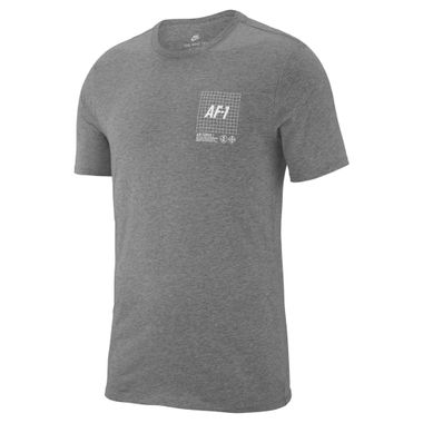 Camiseta-Nike-Culture-Air-Force-1-Masculina-Cinza