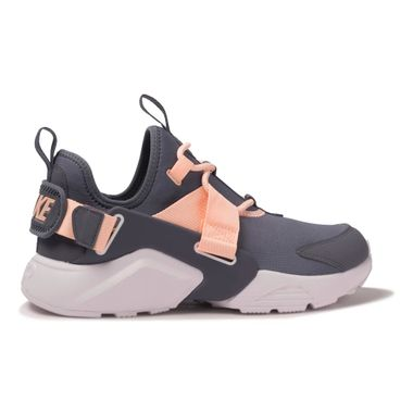 Tenis-Nike-Air-Huarache-City-Low-Feminino-Cinza