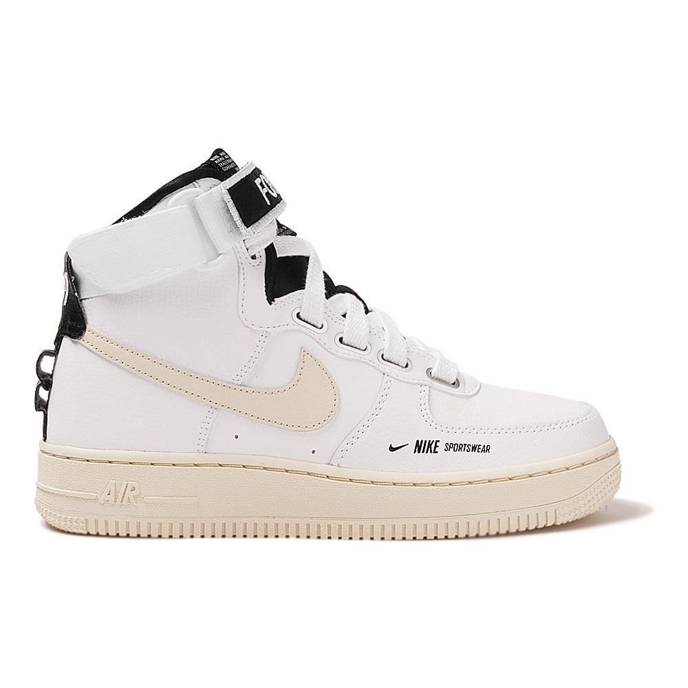 3154e9ad7b Tênis Nike Air Force 1 Hi Utility Feminino | Tênis é na Authentic Feet -  AuthenticFeet