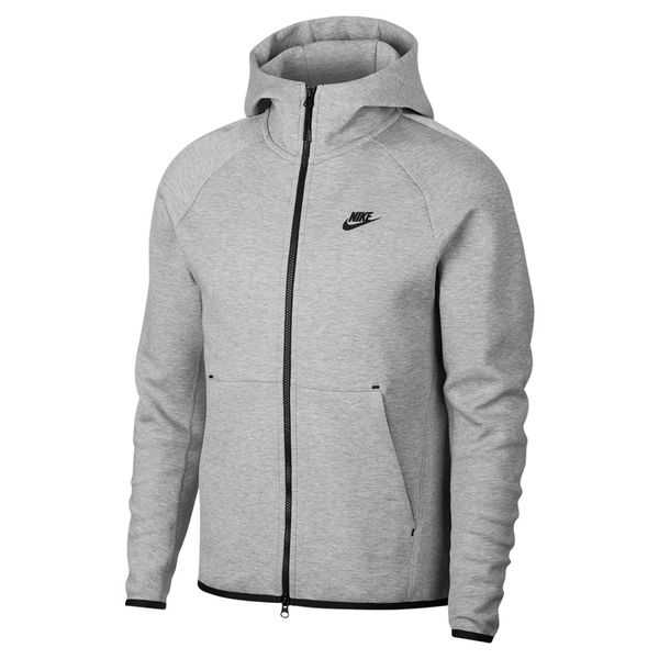 Jaqueta-Nike-Tech-Fleece-Masculina-Cinza