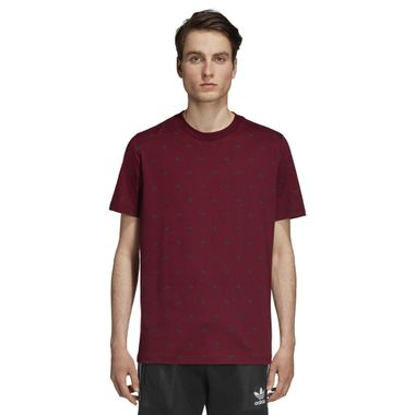 Camiseta-adidas-All-Over-Print-Masculina-Vinho