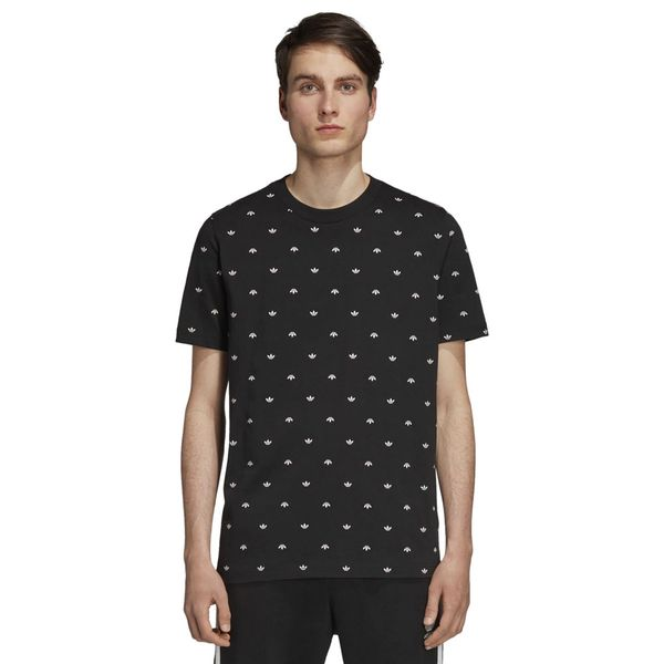 Camiseta-adidas-All-Over-Print-Masculina-Preta