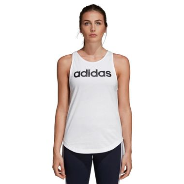 Regata-adidas-Essentials-Linear-Feminina-Branca