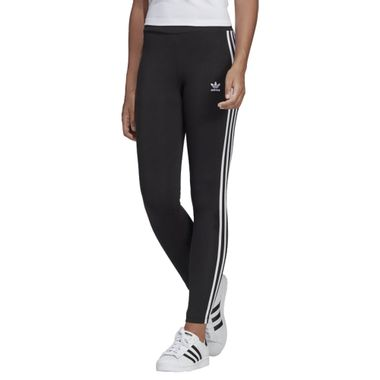 Calca-adidas-Tight-3-Stripes-Feminina--Preto