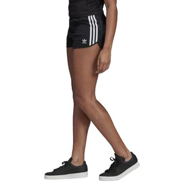 Shorts-adidas-3-Stripes-Feminino-Preto-2
