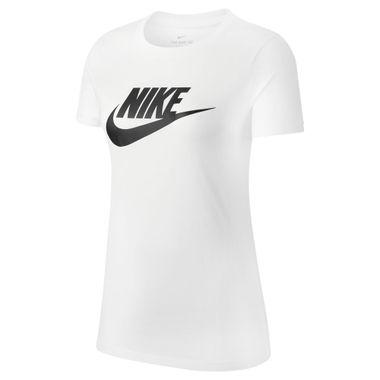 Camiseta-Nike-Essential-Icon-Futura-Feminina-Branco