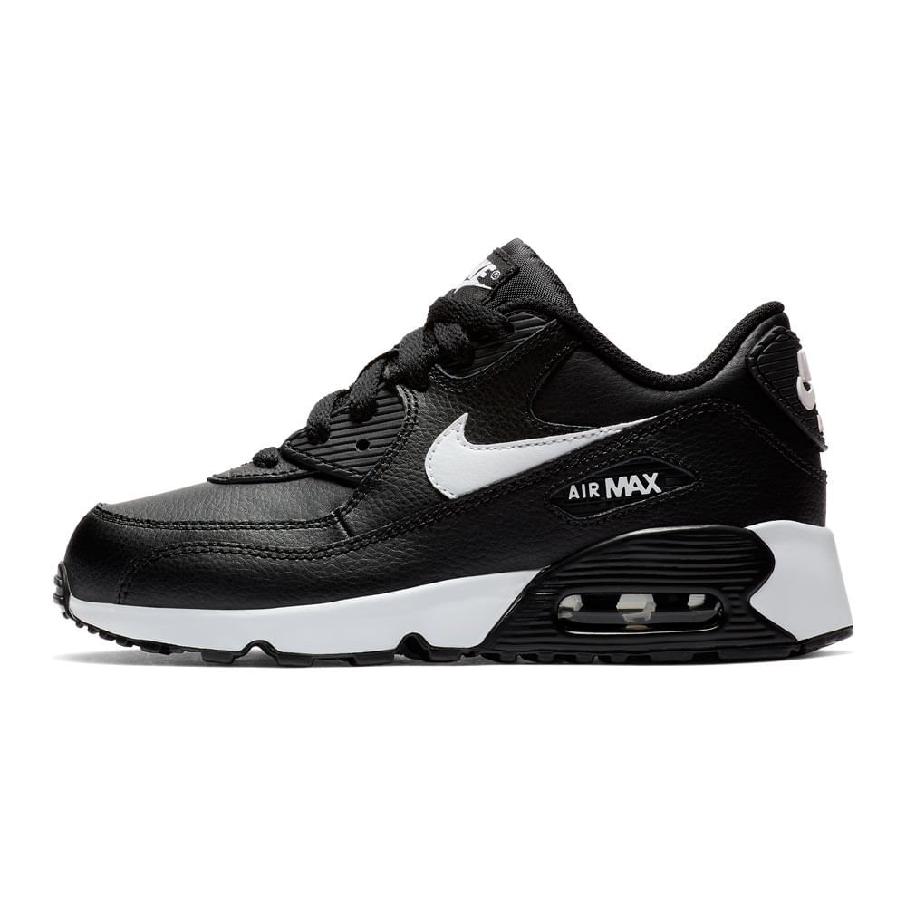 new concept 26a88 74167 Tênis Nike Air Max 90 Leather PS Infantil   Tênis é na Authentic Feet -  AuthenticFeet
