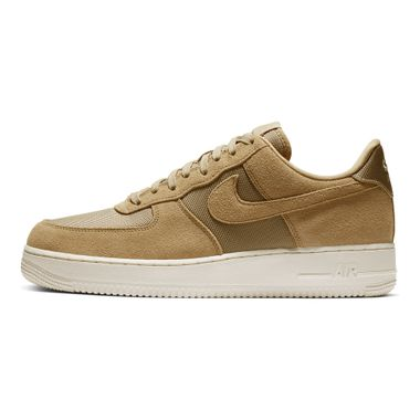 Tenis-Nike-Air-Force-1-07-1-Masculino-Amarelo