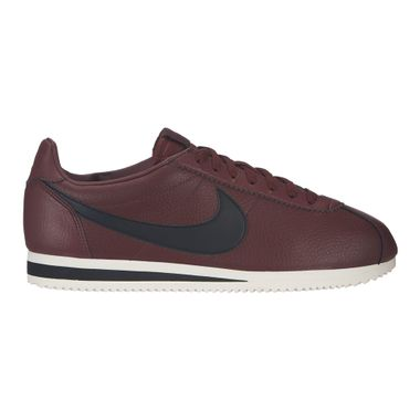 Tenis-Nike-Classic-Cortez-Leather-Masculino-Marron
