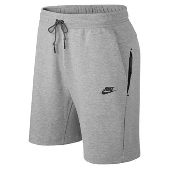 Shorts-Nike-Tech-Fleece-Masculino-Cinza