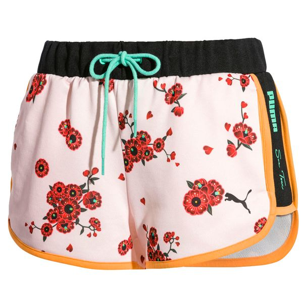 Shorts-Puma-X-Sue-Tsai-Feminino-multicolor