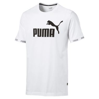 Camiseta-Puma-Amplified-Big-Logo-Masculina-Branco