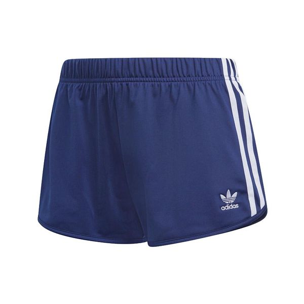 Shorts-adidas-3-Stripes-Feminino-Azul