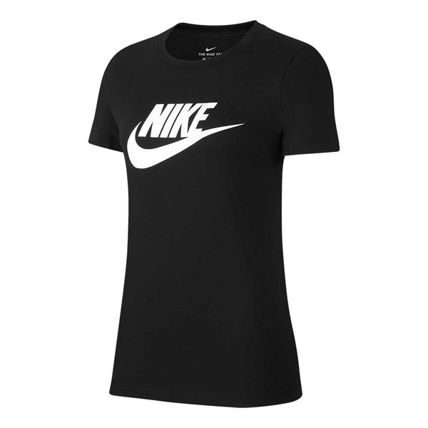 Camiseta-Nike-Essntl-Icon-Futura-Feminina-Preta