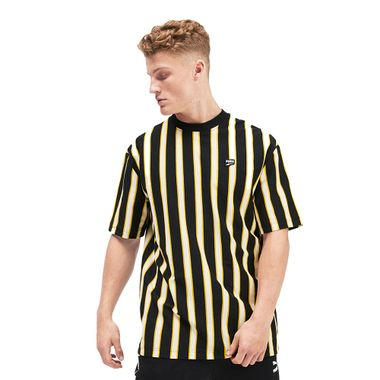 Camiseta-Puma-Downtow-Stripe-Masculina-Multicolor