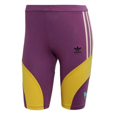 Shorts-adidas-Cycling-Feminino-Roxo