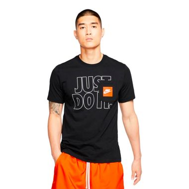 Camiseta-Nike-Just-Do-It-Masculina-Preta