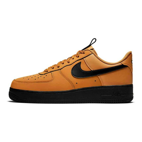 Tenis-Nike-Air-Force-1-07-Masculino-Marrom