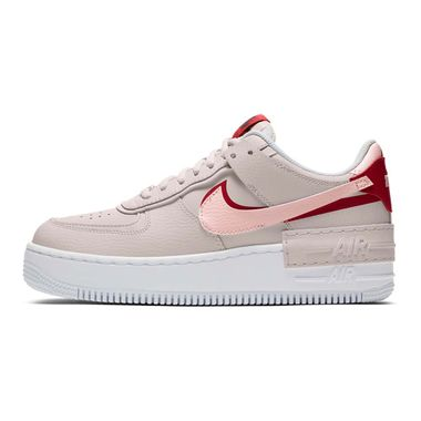 Tenis-Nike-Air-Force-1-Feminino-Bege