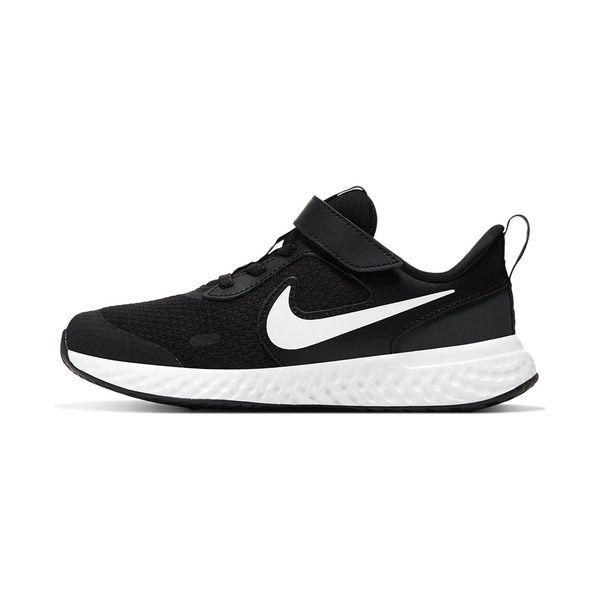 Tenis-Nike-Revolution-5-PS-Infantil-Preto