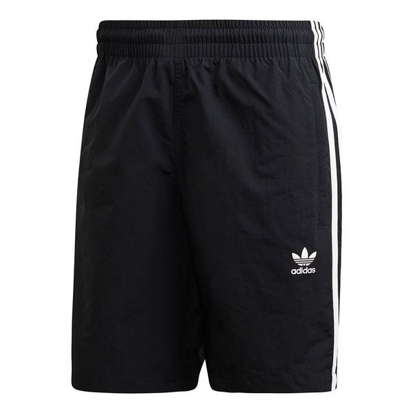 Bermuda-adidas-Originals-3-Stripes-Masculina-Preta