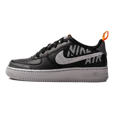 Tenis-Nike-Air-Force-1-LV8-GS-Infantil-Preto