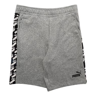 Shorts-Puma-Amplified-9-Tr-Masculino-Cinza
