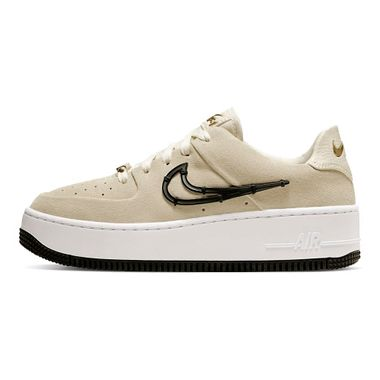 Tenis-Nike-Air-Force-1-Sage-Low-LX-Feminino-Bege