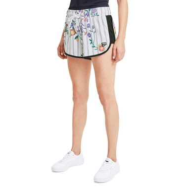 Shorts-Puma-Downtown-AOP-Feminino-Multicolor