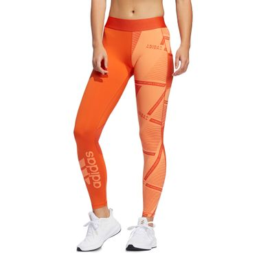 Legging-adidas-Ask-SP-Feminina-Laranja