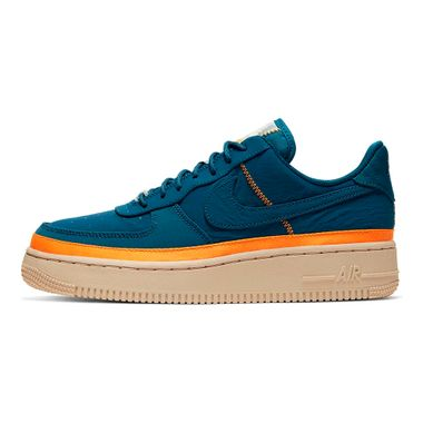 Tenis-Nike-Air-Force-1-07-SE-Feminino-Azul