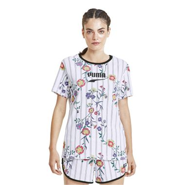 Camiseta-Puma-Downtown-AOP-Feminina-Multicolor