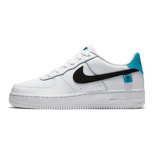 Tenis-Nike-Air-Force-1-GS-Infantil-Branco