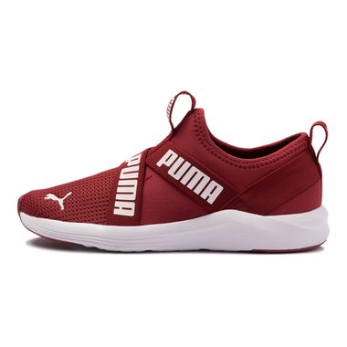 Tenis-Puma-Prowl-Slip-On-Feminino-Bordo
