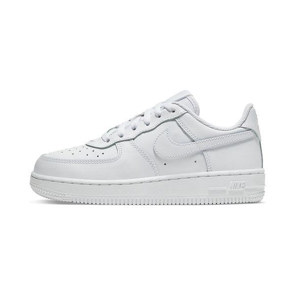 Tenis-Nike-Air-Force-1-PS-Infantil-Branco