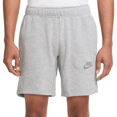 Shorts-Nike-Ft-Essentials-Zero-Masculino-Cinza