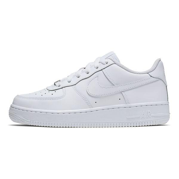 Tenis-Nike-Air-Force-1-GS-Infantil-Branco