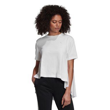Camiseta-adidas-Pleated-Feminina-Branca