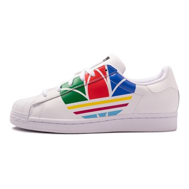 Tenis-adidas-Superstar-Pure-GS-Infantil-Branco
