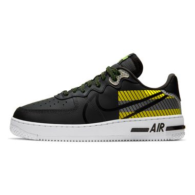 Tenis-Nike-Air-Force-1-React-LX-3M-Masculino-Preto
