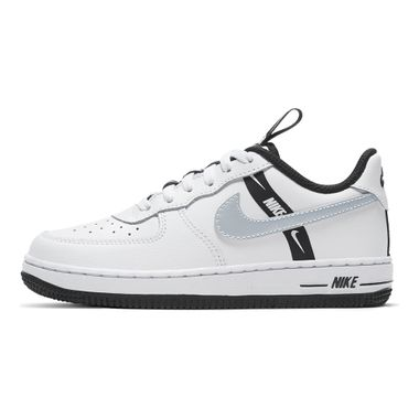 Tenis-Nike-Force-1-Lv8-Ksa-PS-Infantil-Branco